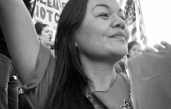Francisca Porchas, the founder of the Latinx Therapist Action Network