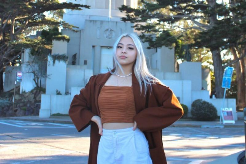 Xufei Zhao, a recent graduate of the Galileo Academy of Science and Technology high school in San Francisco, says it felt like a weight had been lifted after she posted about her experience of assault online. (Courtesy of Xufei Zhao)